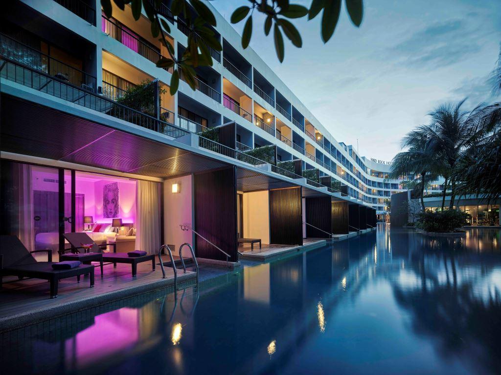 Hard Rock clipart sea rock Hotel Hotel 2016 Accommodation Hard