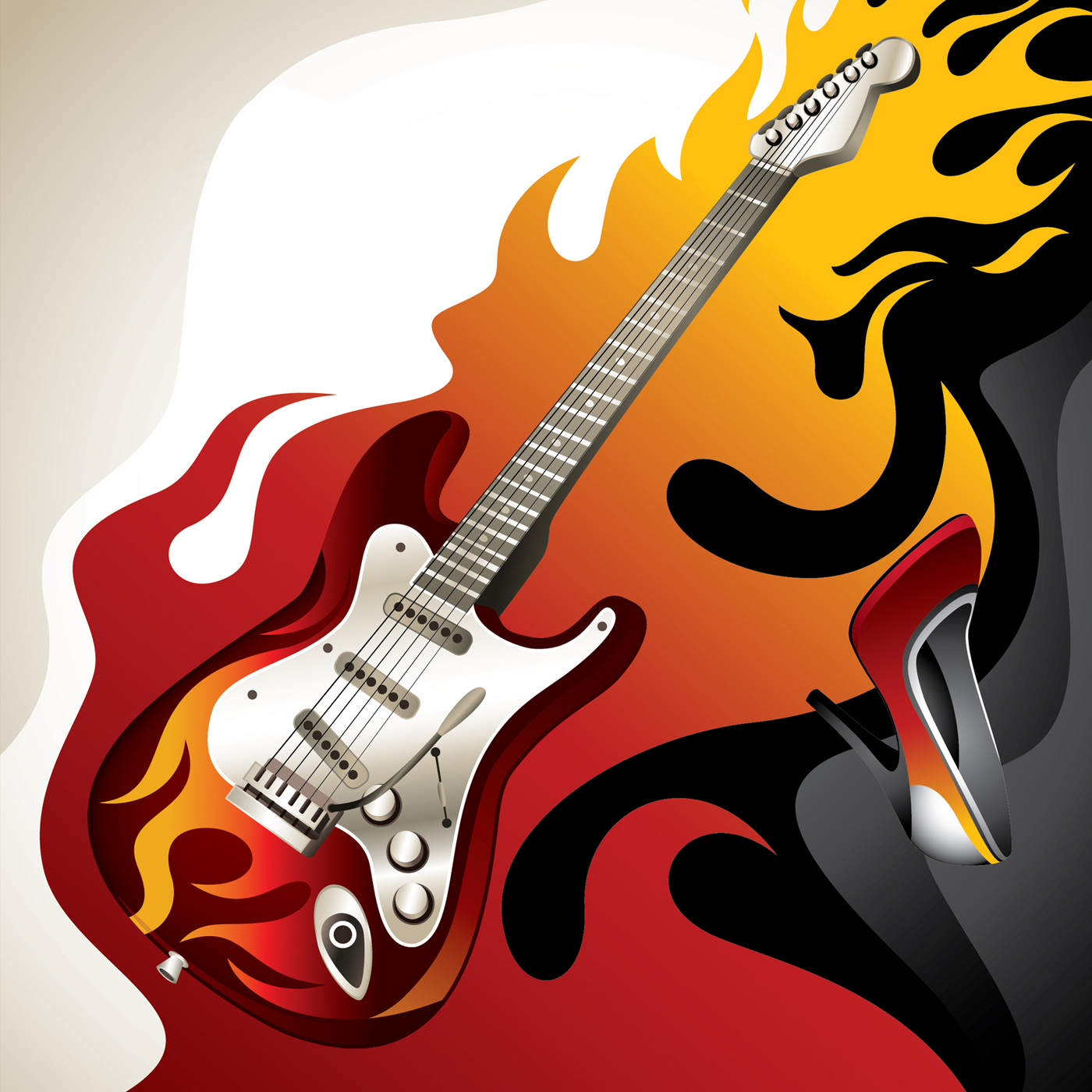 Hard Rock clipart soft Rock music life ROCKRADIO on