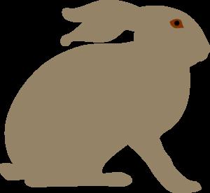 Hare clipart Royalty free com Art Hare