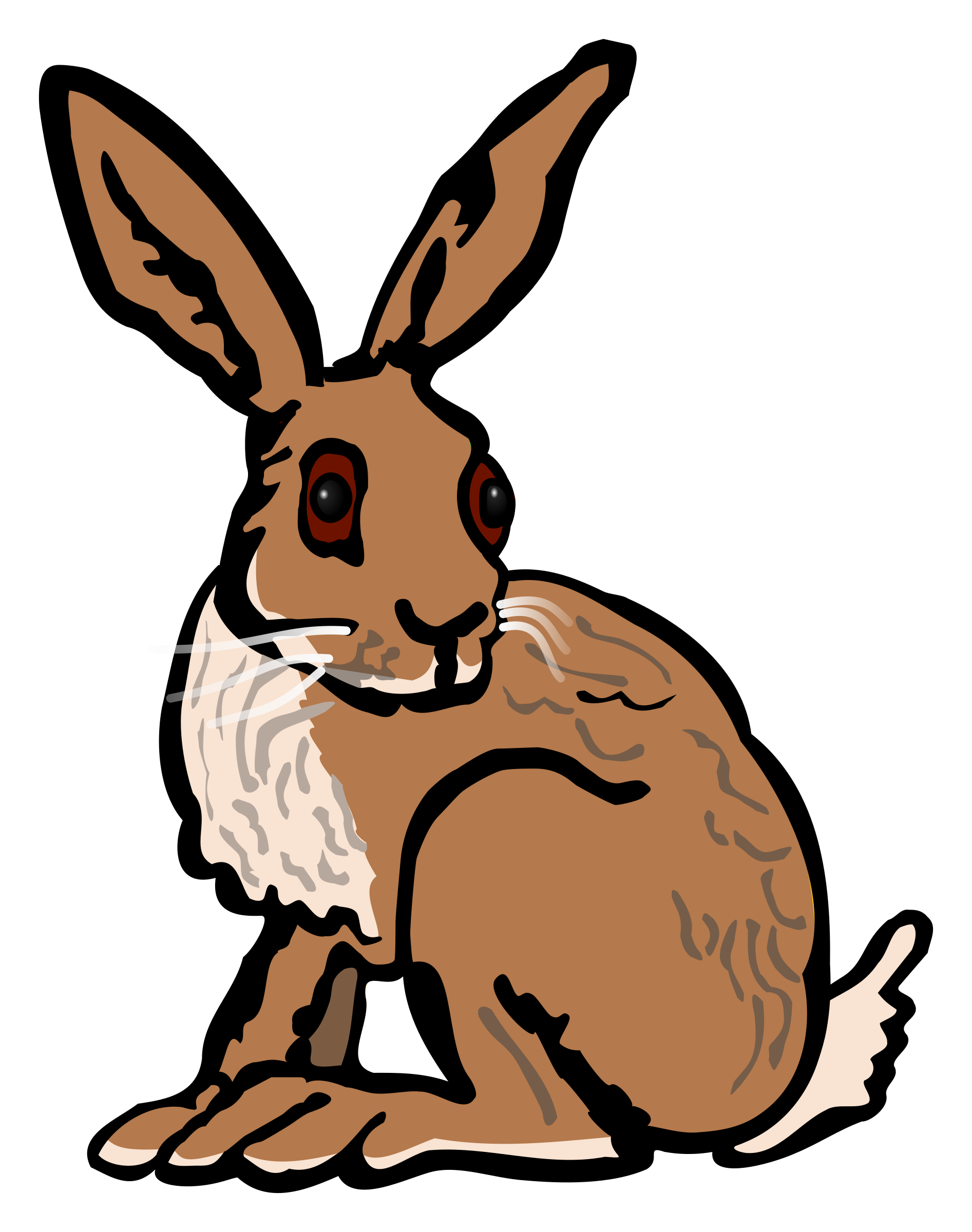 Hare clipart Hare #9 Hare drawings clipart