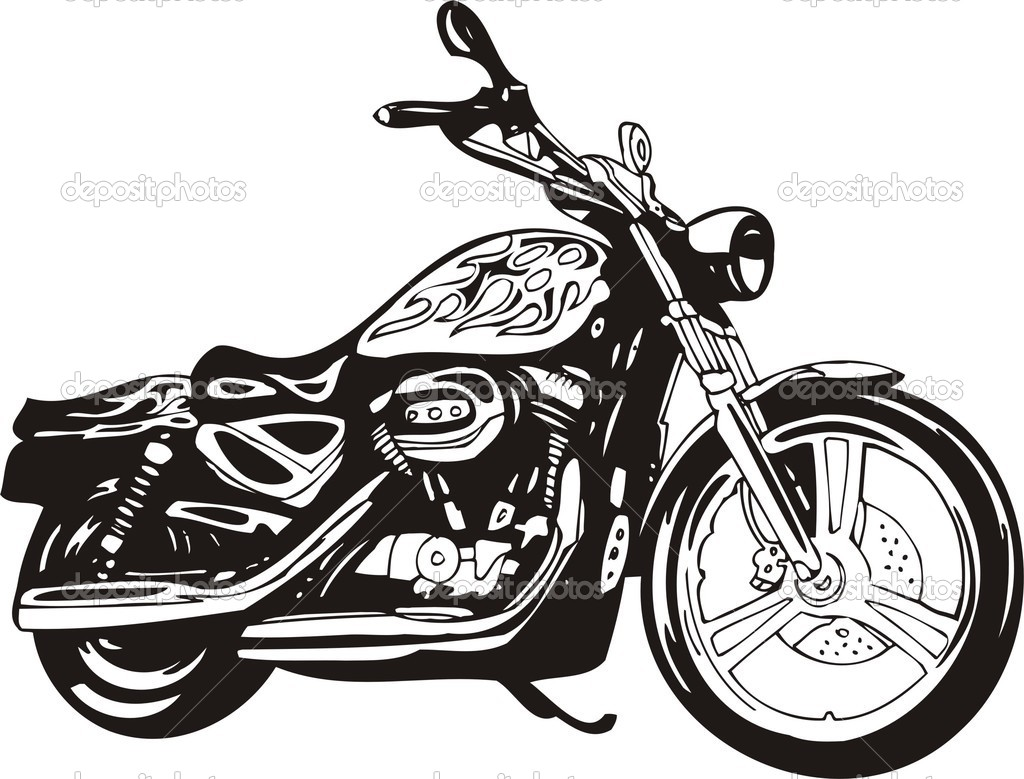Harley Davidson clipart Harley  clipart davidson Download