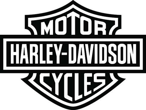 Harley Davidson clipart simple Clip Clipartix Art Harley davidson