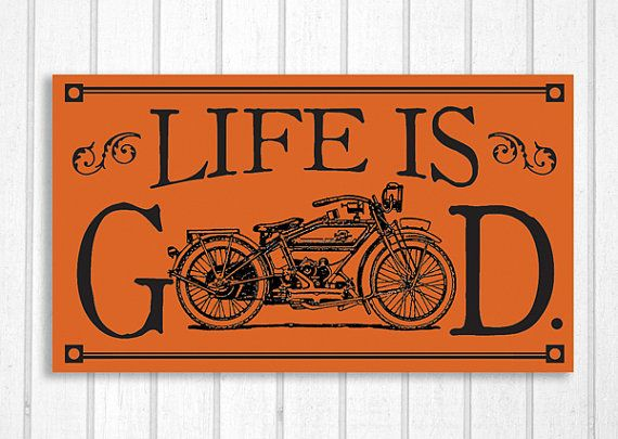 Harley Davidson clipart 95th anniversary Harely Antique Good Life Is