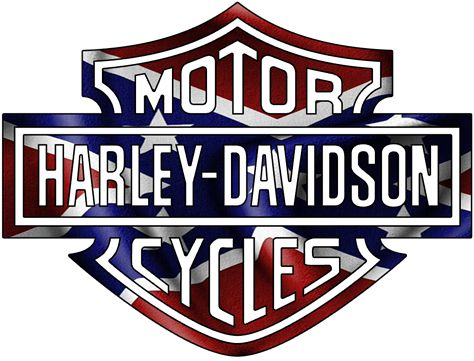Harley Davidson clipart 95th anniversary On harley HD about flag
