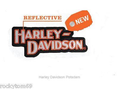 Harley Davidson clipart 95th anniversary • Harley Patch Patch Small