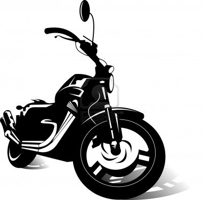 Harley Davidson clipart cycle #10
