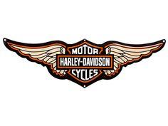 Harley Davidson clipart cycle #6