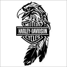 Harley Davidson clipart eagle Image more Harley Davidson davidson