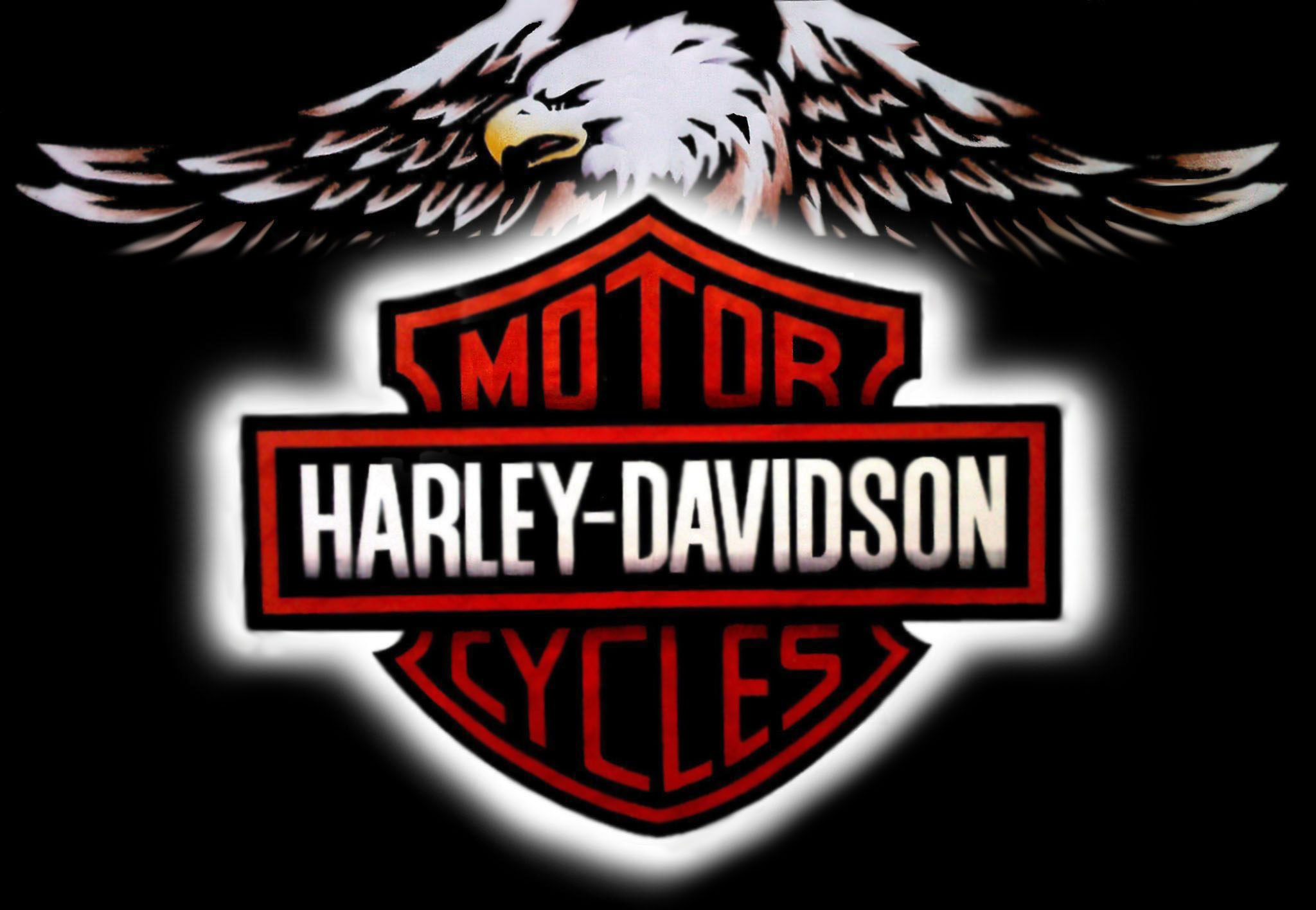 Harley Davidson clipart eagle  davidson Collection davidson logo