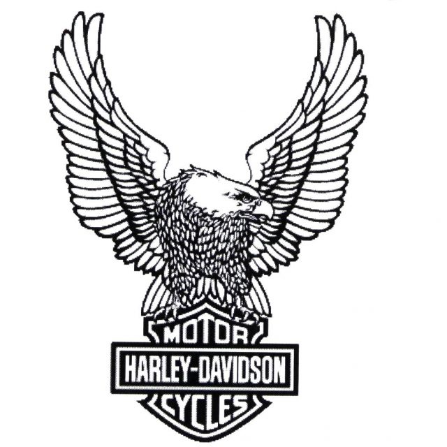 Harley Davidson clipart eagle Clip Harley Clip Free Davidson