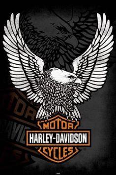 Harley Davidson clipart emblems Wallpaper My Android Me Davidson
