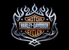 Harley Davidson clipart emblems Behance on stamped Emblems on