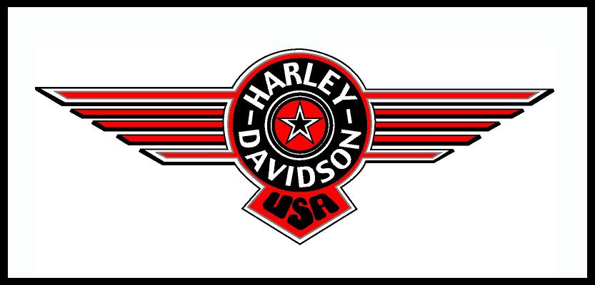 Harley Davidson clipart fatboy Davidson davidson hd emblem stickers