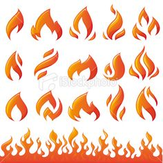 Harley Davidson clipart flame drawing Fire IllustrationsVectorsHarley Pinterest Davidson to