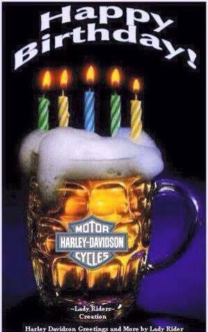 Harley Davidson clipart happy birthday Harley Davidson and Whiskey Harley