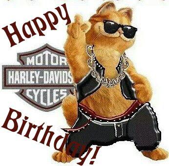 Harley Davidson clipart happy birthday Happy Birthday! Birthday Happy Pinterest