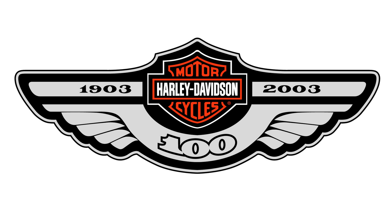 Harley Davidson clipart high resolution Years HD Logo Download Wallpaper