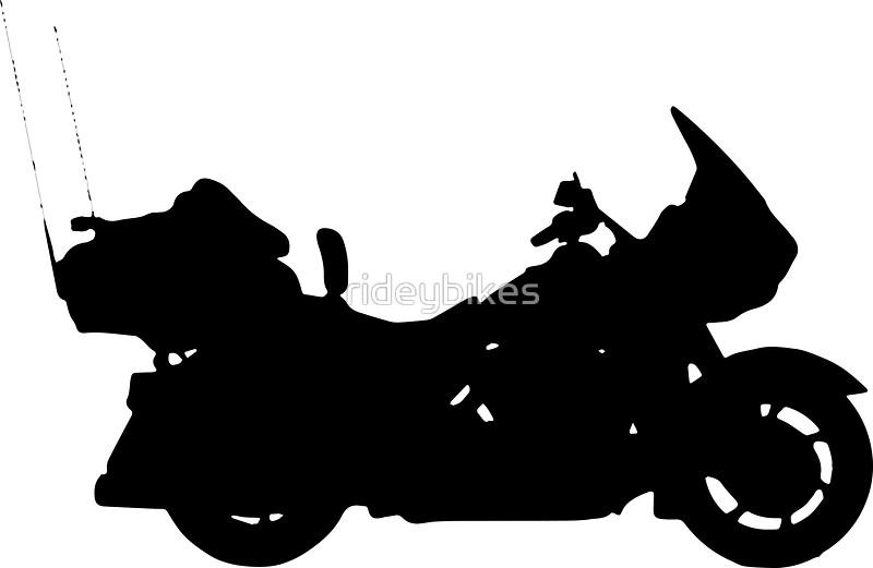 Harley Davidson clipart ipad Davidson Stickers rideybikes Ultra