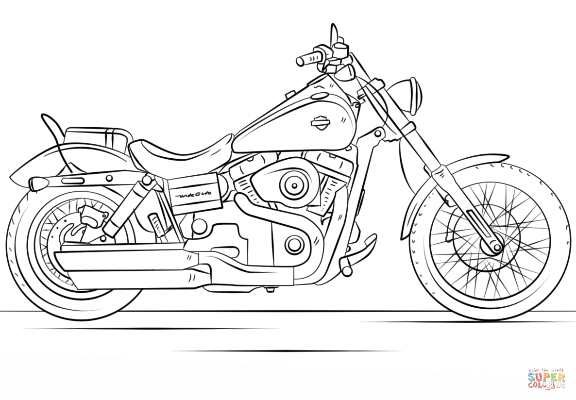 Harley Davidson clipart ipad Pages online Free Android or
