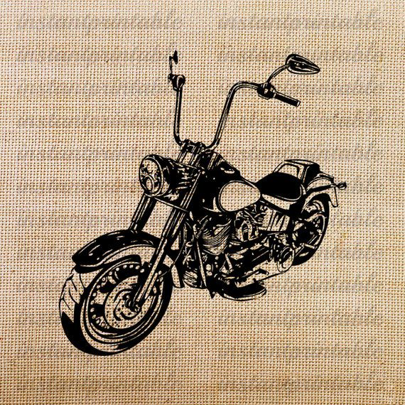 Biker clipart old motorcycle Pinterest clipart 259 motorcycle motorcycle