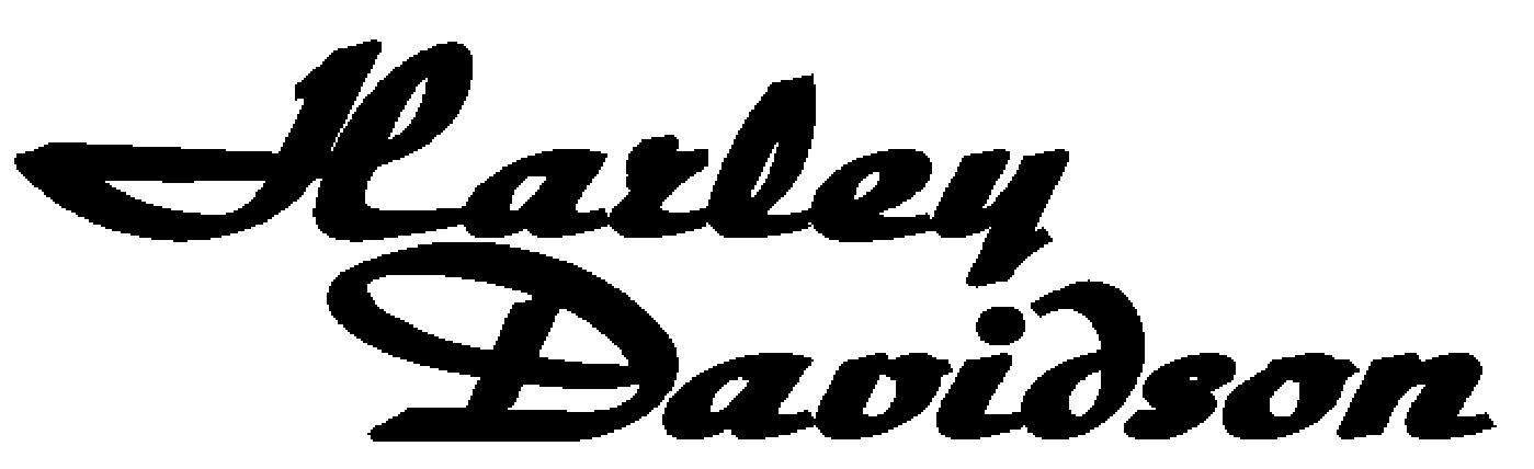 Harley Davidson clipart outline For Harley Logo Logo Art