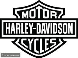 Harley Davidson clipart outline Result for 387 art on
