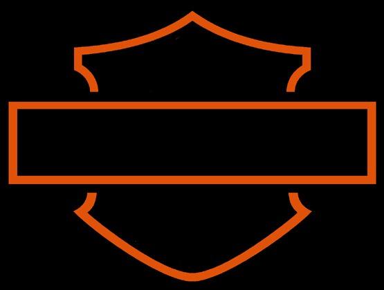 Harley Davidson clipart outline For Harley Free Outline Clip