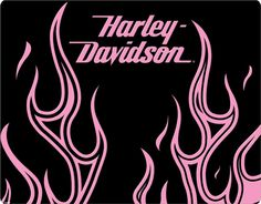 Harley Davidson clipart pink Women's Clip Description: Logo