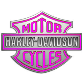 Harley Davidson clipart pink Animated Screensavers harley 1 Logo