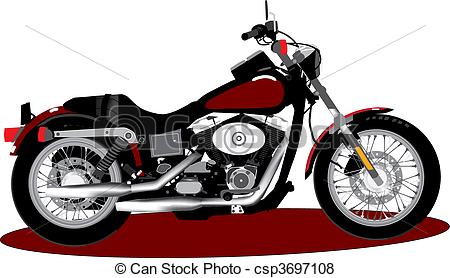 Harley Davidson clipart red motorcycle Download Clip Motorcycle – Motorcycle