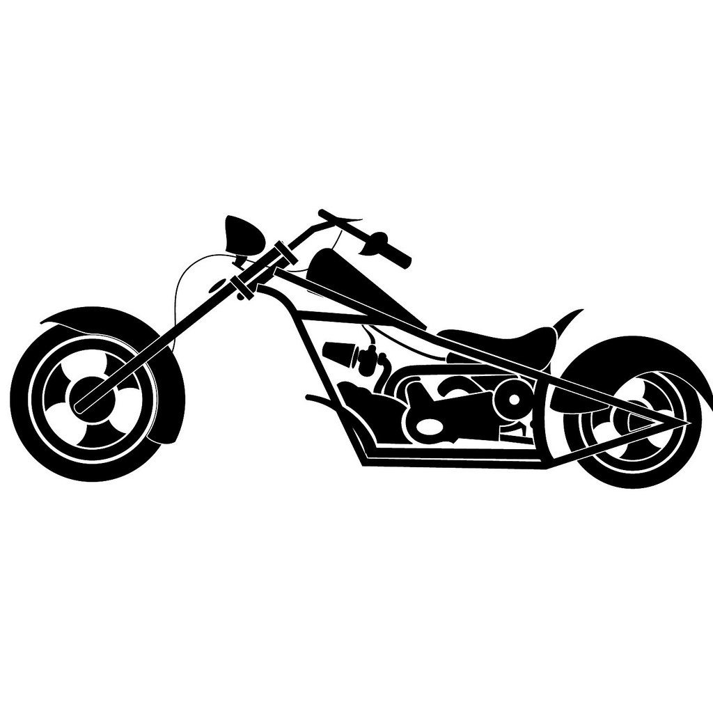 Chopper clipart harley motorcycle Davidson and Harley Clipart Cliparts