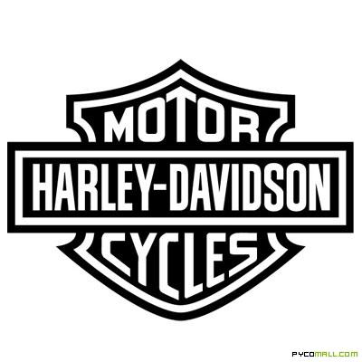 Harley Davidson clipart simple Branding branding designed logo Davidson
