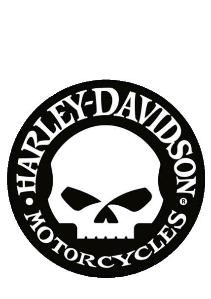 Harley Davidson clipart skull Clip  Harley Vector Clipart