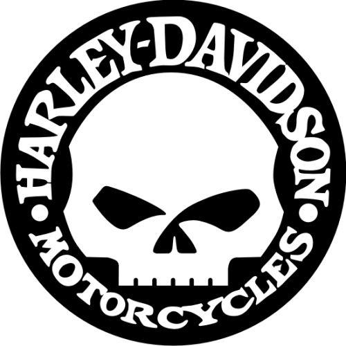 Harley Davidson clipart skull 13 Harley Harley Pin more