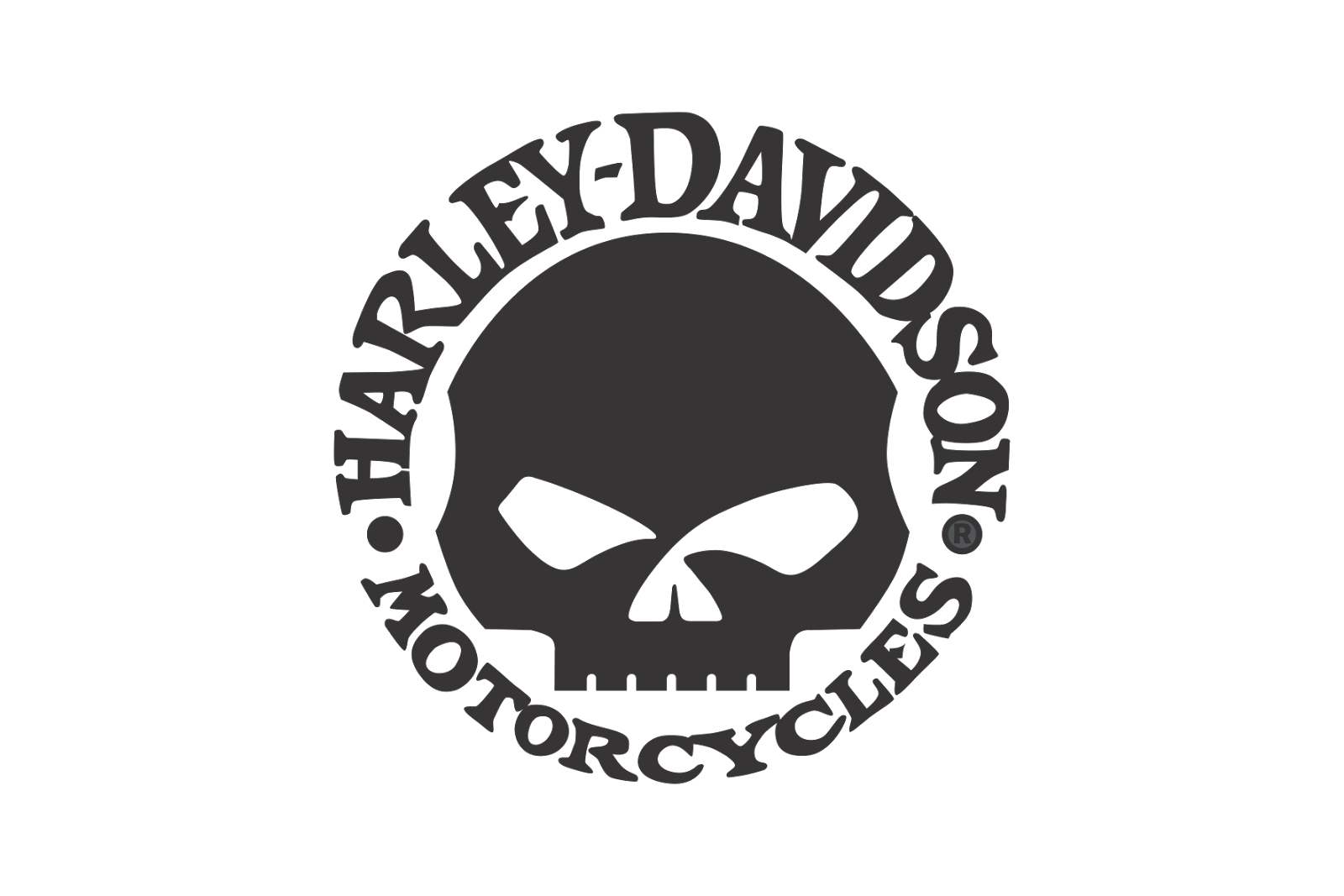 Harley Davidson clipart skull Art on png 3 Vector