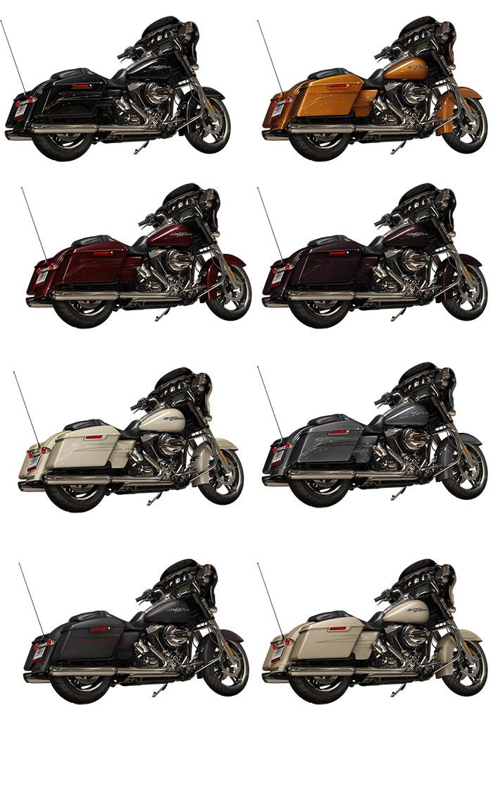 Harley Davidson clipart street glide Glide Davidson Harley FLHXS Davidson
