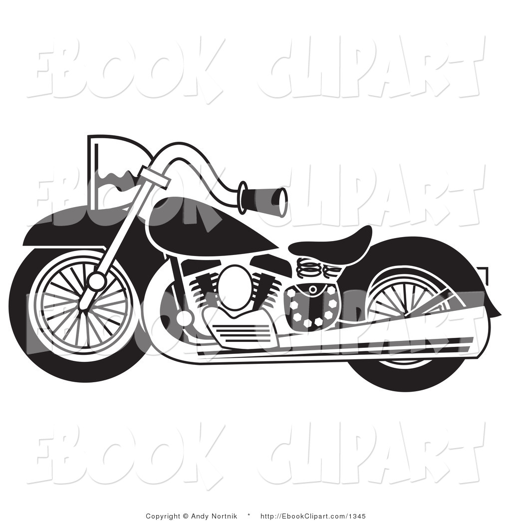 Harley Davidson clipart university Vector  free Collection Harley