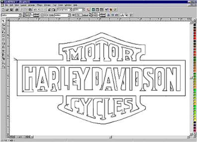 Torch clipart harley  CAD/CAM Torchmate Torchmate