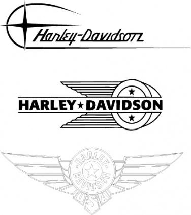 Torch clipart harley Davidson Harley Art Harley Vector