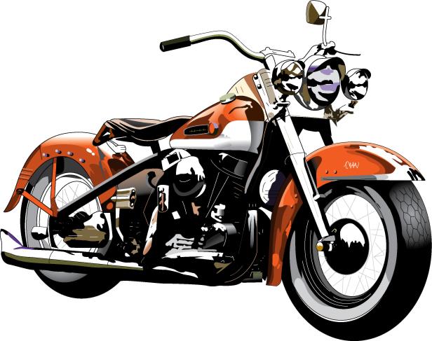 Harley Davidson clipart vector Clipart Davidson Harley Motorcycle Motorcycle