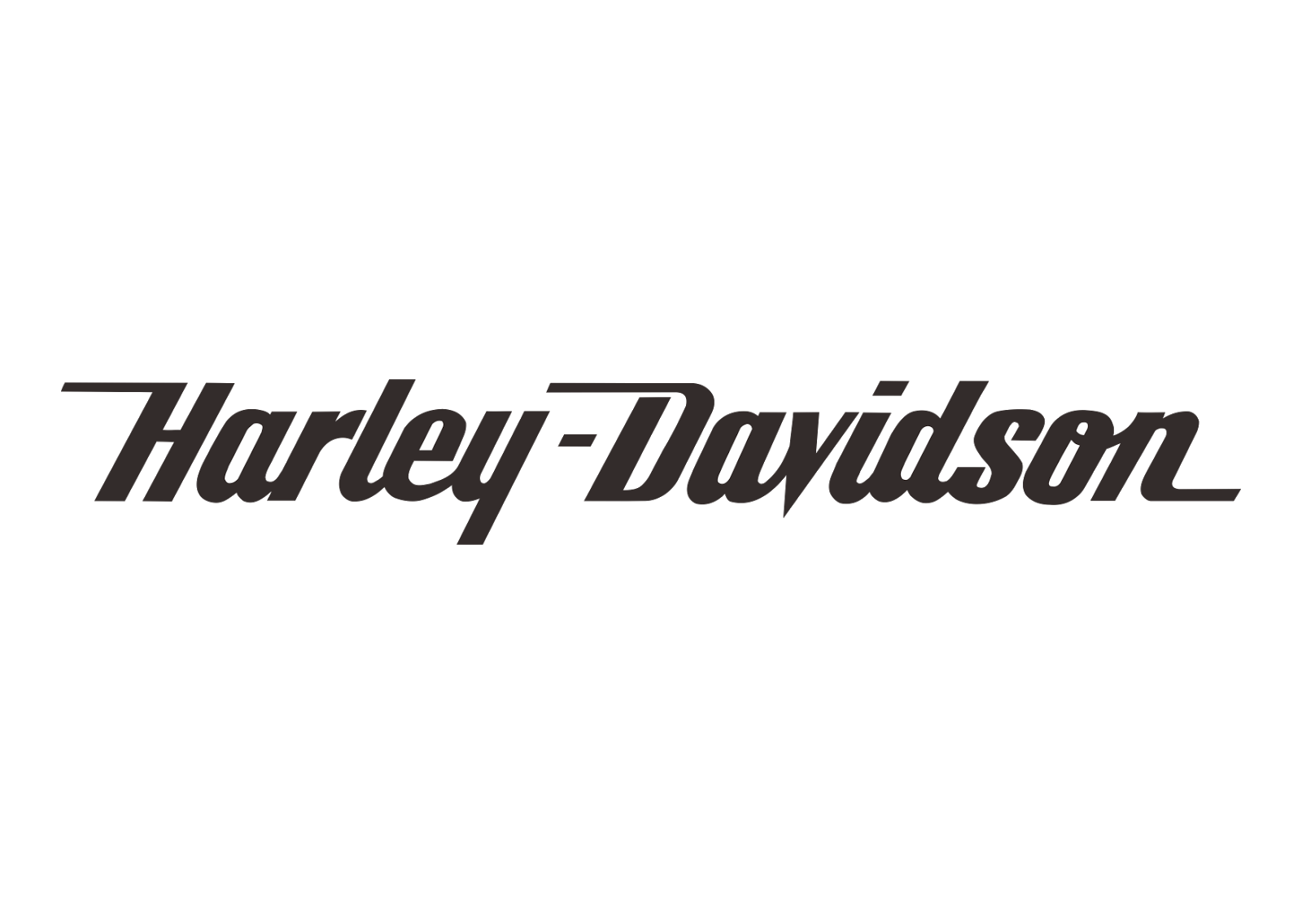 Harley Davidson clipart vector Clip Vector ~ on Free