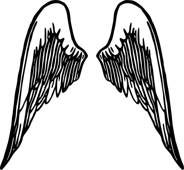 Harley Davidson clipart wing #4