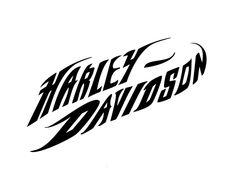 Harley Davidson clipart wing #8