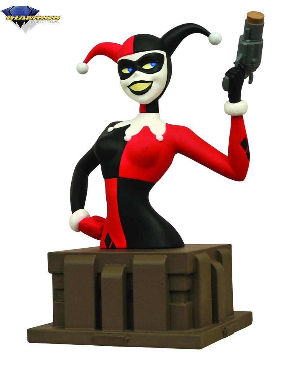 Diamond clipart harley quinn Busts Series Bust Batman