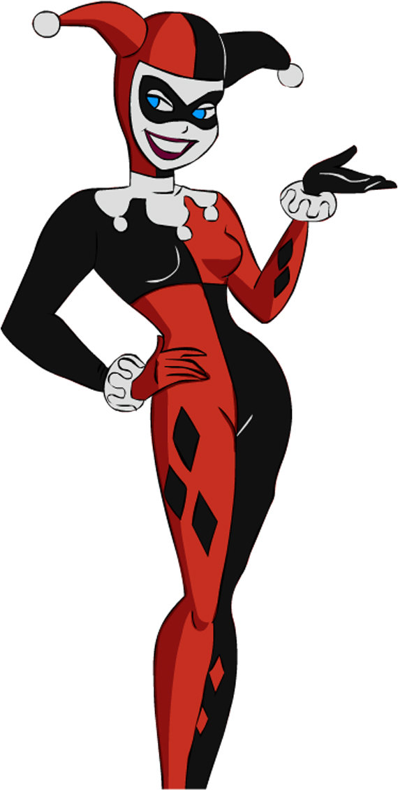 Diamond clipart harley quinn Set Quinn set ◅ diamond