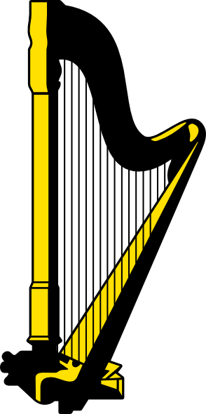 Harp clipart Cliparts Cliparts Harp Clipart Yellow