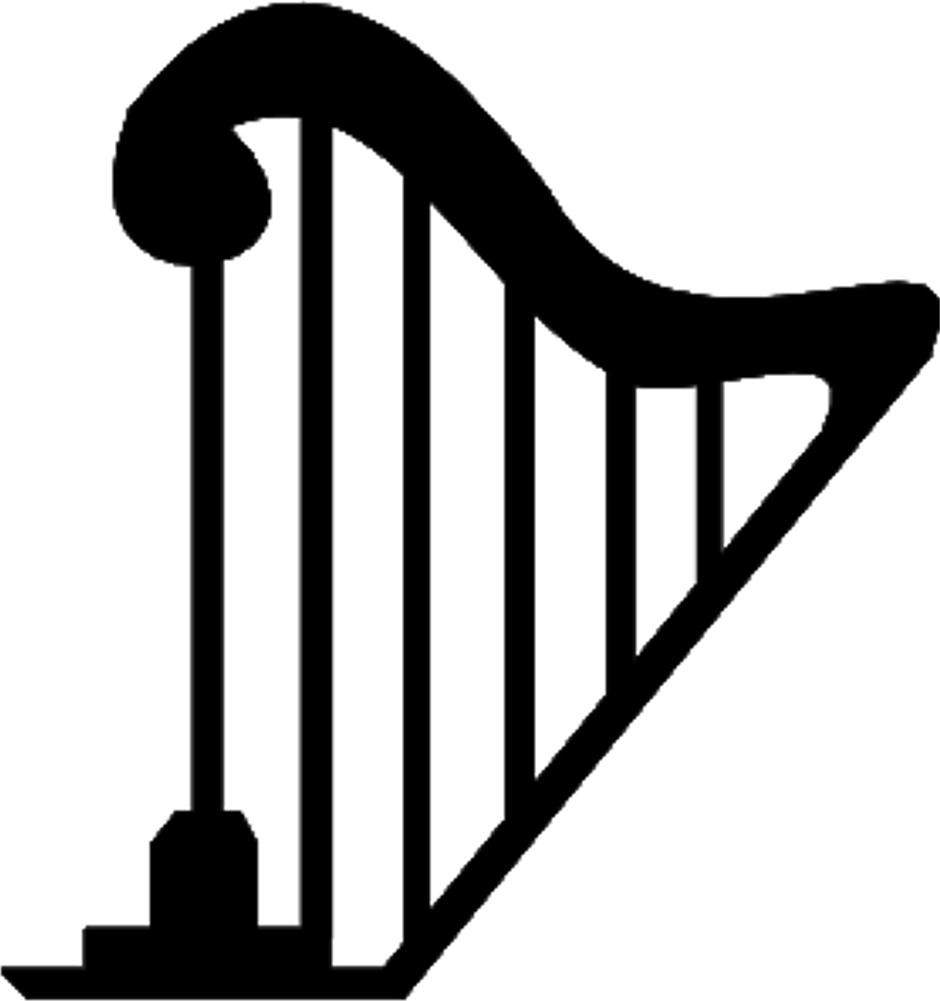 Harp clipart ClipartBarn art art clip clip