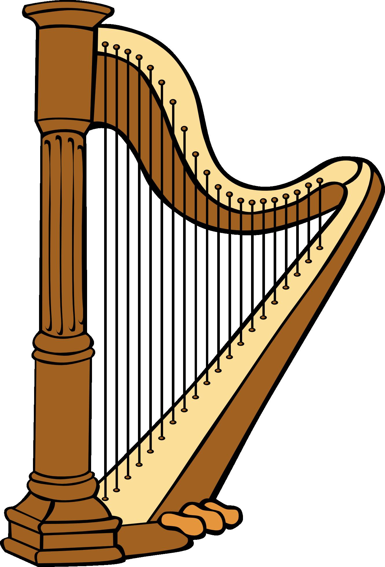 Harp clipart Panda Images Clipart Clipart 20clipart