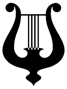 Harp clipart apollo lyre Lyre  famous the is
