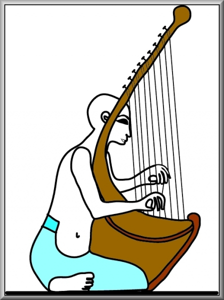 Harp clipart apollo lyre Lyres as adapt just Apollo'